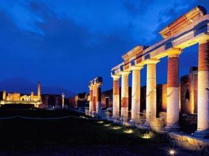 Dal 3 settembre sarà possibile visitare di notte i reperti archeologici di Pompei.
